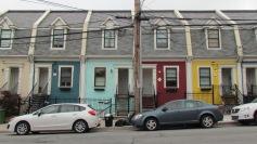 Häuserreihe in Halifax, Nova Scotia (c) tanadia.com