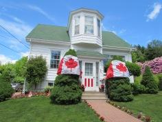 Einstimmen auf Canada Day