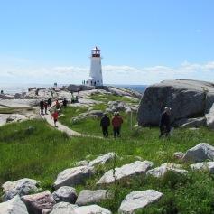Touristenmagnet Peggy's Cove, Nova Scotia (c) tanadia.com