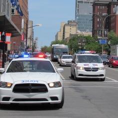 Kanadische Polizei-Autos - (c) tanadia.com