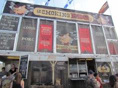 Food Truck aus Ottawa auf dem Poutine Fest in Montreal, Quebec (c) tanadia.com