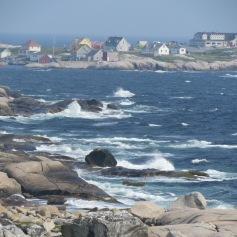 Blick auf Peggy's Cove (c) tanadia.com