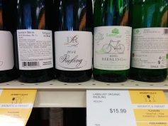 Wein aus deutschen Landen, hier Bernkastel-Kues