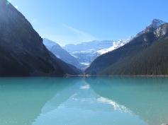Erster Stopp: Lake Louise - (c) tanadia.com