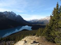 Peyto Lake, Alberta, im Oktober- (c) tanadia.com