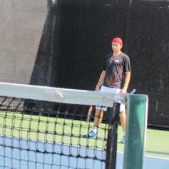 Benjamin Becker bei Rogers Cup (c) tanadia.com