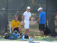 Rafael Nadal beim Rogers Cup - (c) tanadia.com