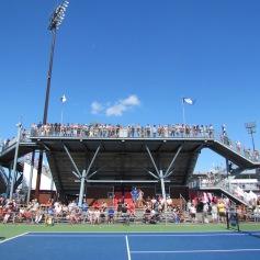 Trainingsplatz beim Rogers Cup (c) tanadia.com