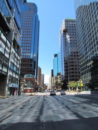 Lichter-Meer in Downtown - (c) tanadia.com