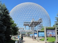 Biosphere Montreal - (c) tanadia.com