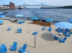 Strand am Hafen - (c) tanadia.com