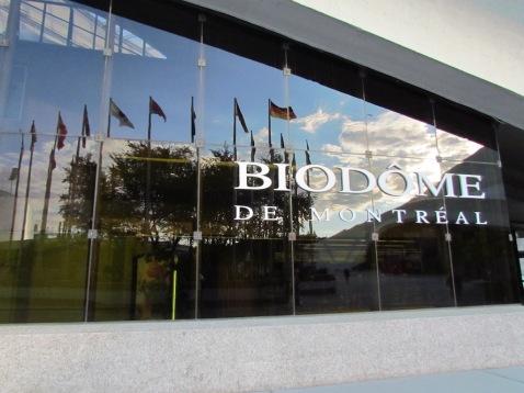 Biodome beim Olympia-Stadion - (c) tanadia.com