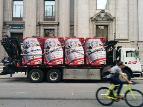 Budweiser - (c) tanadia.com