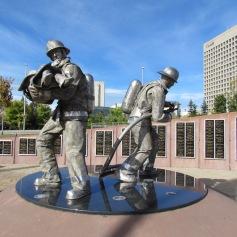 Denkmal für Feuerwehrmänner (nicht Frauen) - (c) tanadia.com