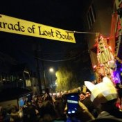 Halloween in Vancouver: Parade of Lost Souls (c) tanadia.com