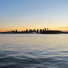 Blick von North Vancouver auf Downtown (c) tanadia.com