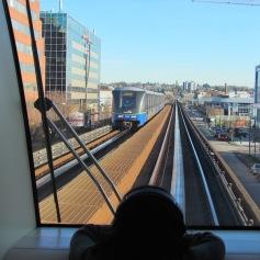 Autonome Skytrains in Vancouver (c) tanadia.com