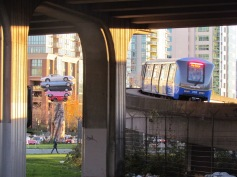 Skytrain near 'Stadium/Science World' (c) tanadia.com