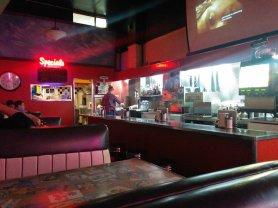 The Templeton Diner an der Granville Street