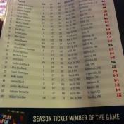 Witziger Side Fact: Überwiegend kanadische Spieler im amerikansischen Team