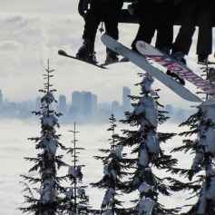 Grouse Mountain near Vancouver, B.C. (c) tanadia.com