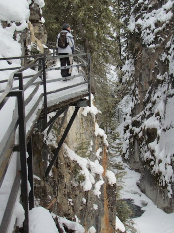 03 Johnston Canyon (c) tanadia.com