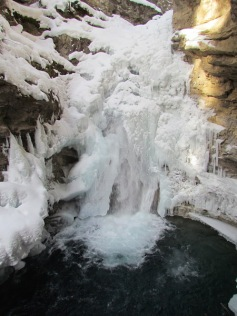 Johnston Canyon near Banff, Alberta (c) tanadia.com