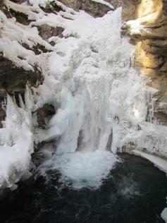 Johnston Canyon near Banff, Alberta (c) tanadia.com