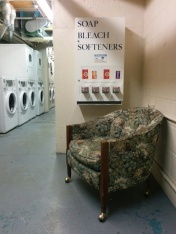 Staff Laundry