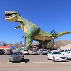 T-Rex in Drumheller, AB (c) tanadia.com