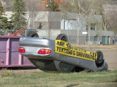 Don't txt and drive