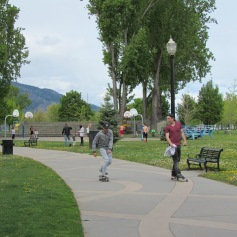 Park am Okanagan Lake