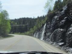 Und weiter auf der Nebenstrecke, dem Highway 23 bzw. 6