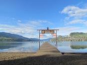 Morgenstimmung am Kalamalka Lake, Coldwater, BC (c) tanadia.com
