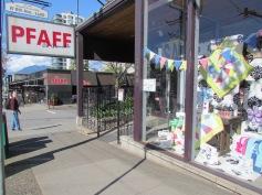 Pfaff in Vancouver (c) tanadia.com