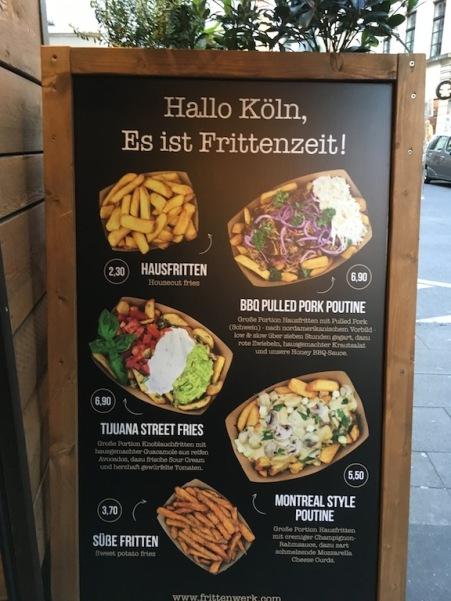 Frittenwerk Köln (c) Tanadia.com