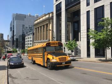 Im Land der gelben Schulbusse - Copyright: tanadia.com