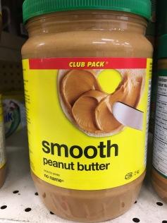 Wer braucht/kauft 2 kg Erdnussbutter?! - Copyright: tanadia.com