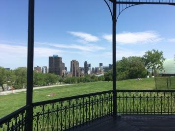 Blick vom Plateau nach Downtown - Copyright: tanadia.com