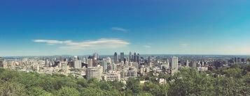 Mega Aussicht vom Mont Royal - Copyright: tanadia.com