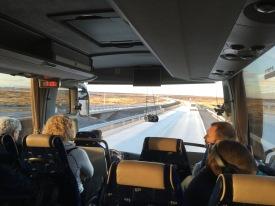 Shuttle Bus, hier Flybus. Konkurent Airport Express ist über 1000 ISK günstiger - Copyright: tanadia.com