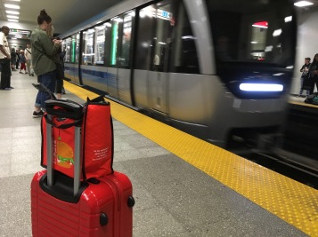 Die Metro hab ich selten genutzt - Copyright: tanadia.com